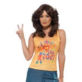 Tee shirt hippie femme