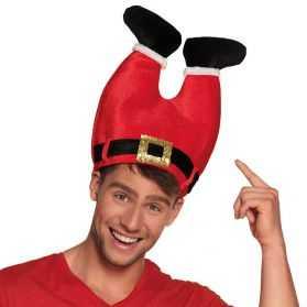 Chapeau de Noel humoristique