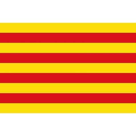 Kit de déco de fête à thème Catalogne