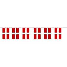 Guirlande à fanions drapeau Savoie