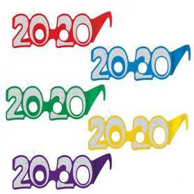 1 paire de Lunettes carton 2020
