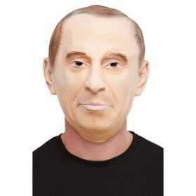 Masque Président russe en latex