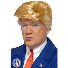 Perruque président des Etats Unis