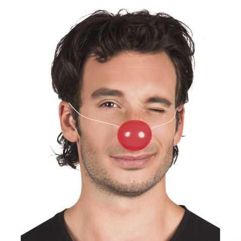 nez rouges de clown pas chers