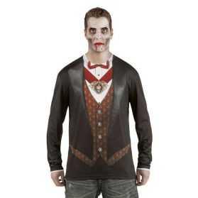 haut déguisement de Vampire adulte