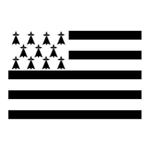 Drapeaux Bretagne à agiter