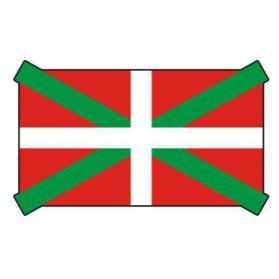 Drapeaux Pays Basque à agiter