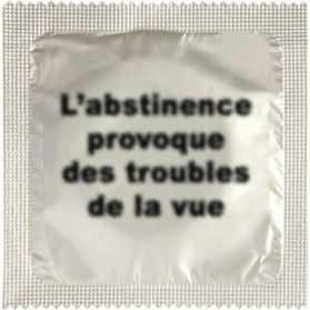 condoms humoristiques