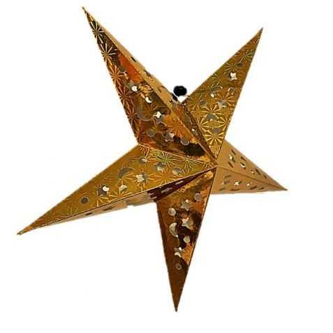 étoile à suspendre