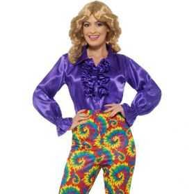 Chemise Disco femme pas chère