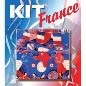 Kit déco de fête France