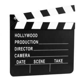 Clap réalisateur de cinema