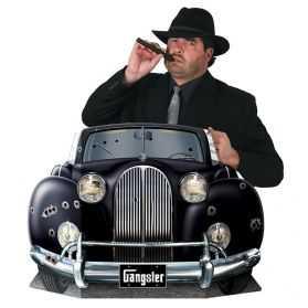 Décor soirée thème Gangsters