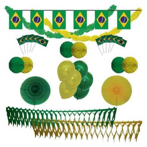 déco pour anniversaire thème Brésil