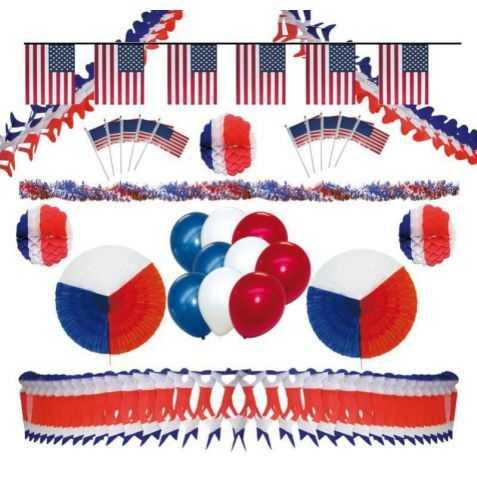 déco pour soirée thème USA