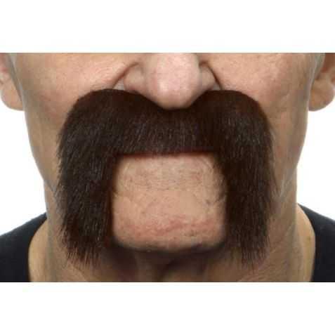 Moustache pour se déguiser en motard