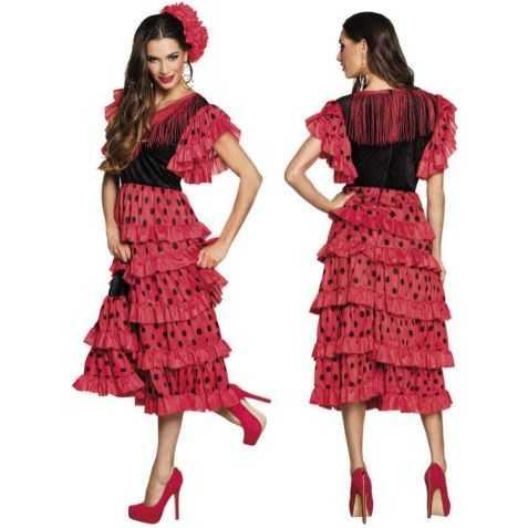 Déguisement Danseuse de Flamenco adulte