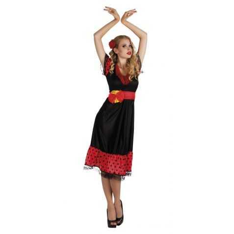 Déguisement Robe de Flamenco