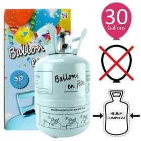 Hélium pour gonfler ballons