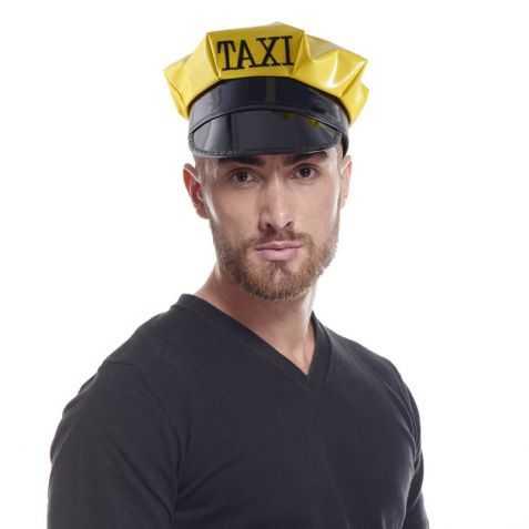 chapeau chauffeur Taxi