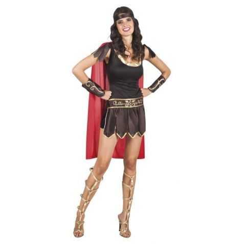 Deguisement Gladiatrice romaine