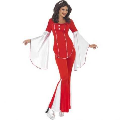Costume Disco femme