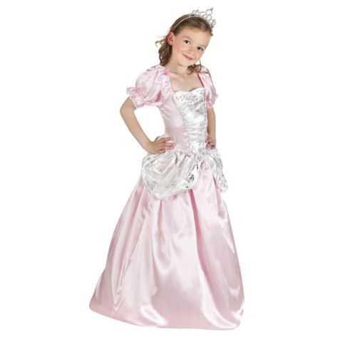 robe rose Déguisement Princesse enfant