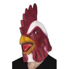 Masque pour se déguiser en Coq
