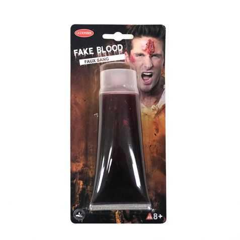 Faux sang sans paraben