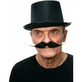 Moustaches style Dali