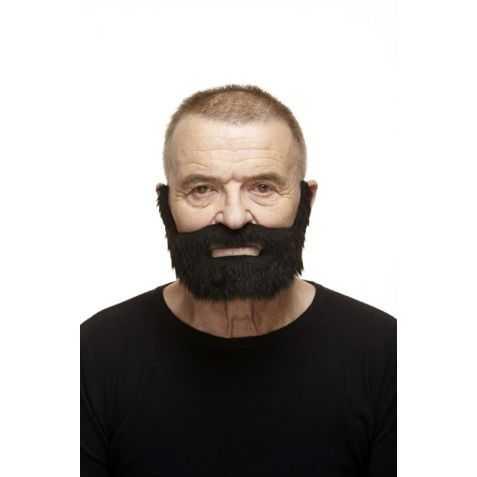 Barbe pour se déguiser en marin