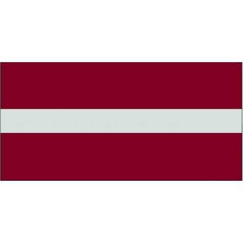 Kit déco de fête Lettonie