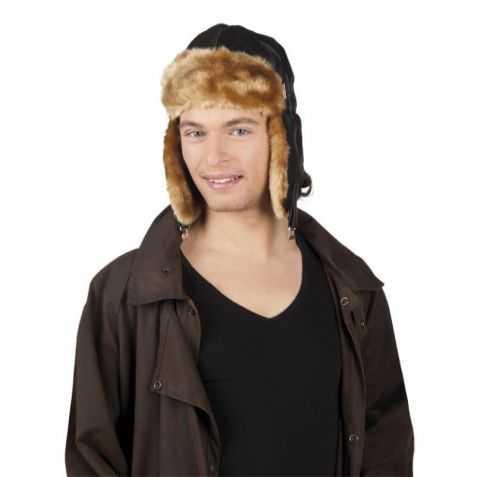 Chapeau déguisement Aviateur