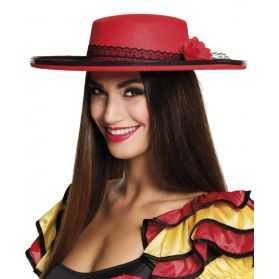 Chapeau Espagnol femme