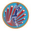 décorations basket américain pour anniversaire