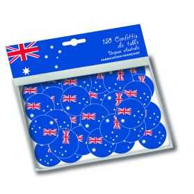 Confettis de table Australie