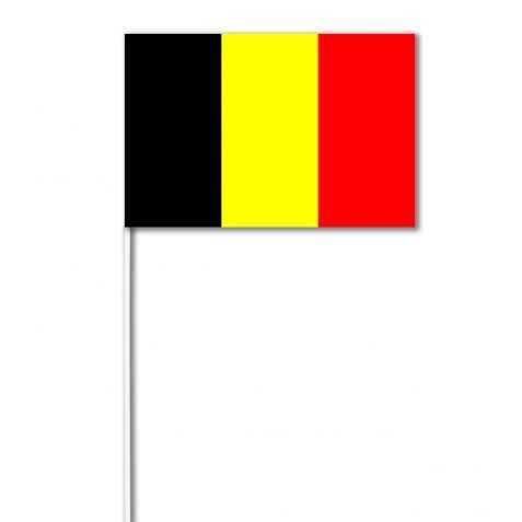Petits drapeaux Belgique