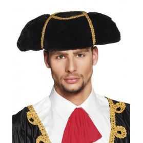 Chapeau déguisement de toréador