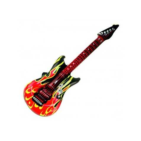 Guitare électrique de Hard Rock Gonflable