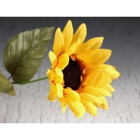 Fleur de Tournesol artificielle