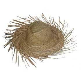 Chapeau typique des Caraibes
