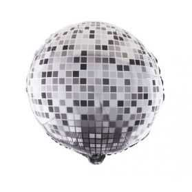 Ballon gonflable déco de soirée Disco