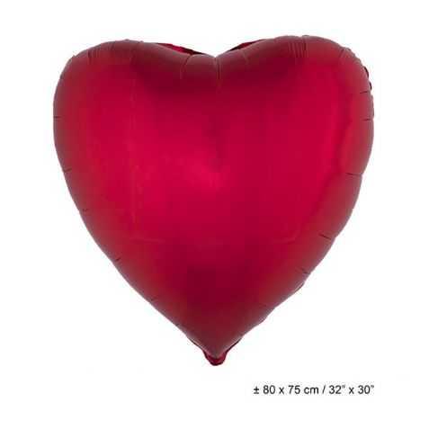 Ballon géant en forme de Coeur