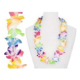 Collier Hawaïen à Fleurs