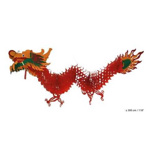 Grand Mobile Dragon Nouvel An Chinois