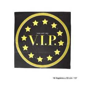 Serviettes papier VIP