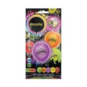 Ballons lumineux Joyeux Anniversaire