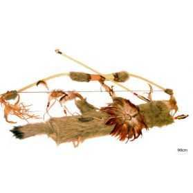 Kit d'Indien avec arc et flèches avec plumes