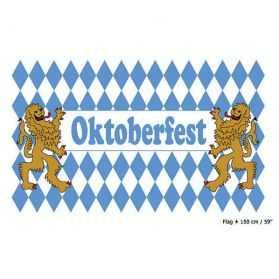 Drapeau Oktoberfest Fête de la bière