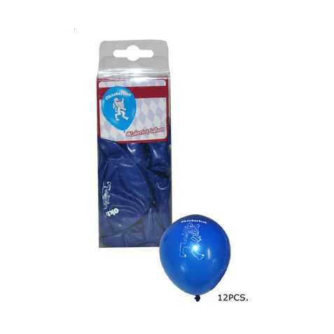 Ballons de baudruche Oktoberfest